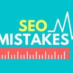 اشتباهات متداول در بهینه سازی سایت