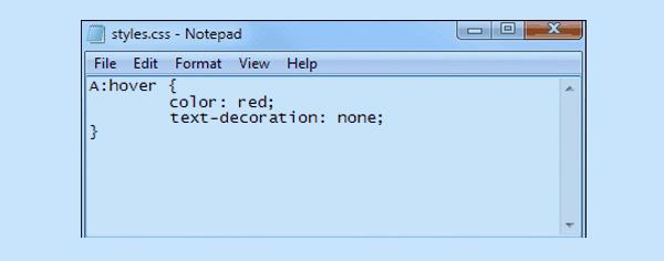 استفاده از کدهای جاوا و استایل خارجی