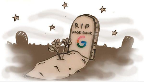 پیج رنک گوگل نمرده است!