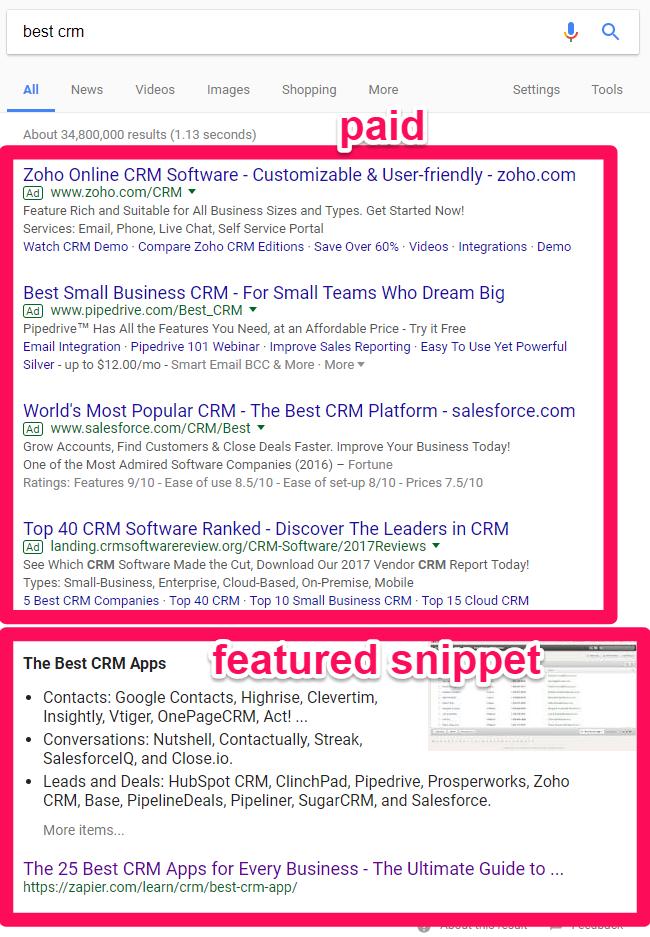 چگونه در صفحه اول گوگل دیده شوید؟